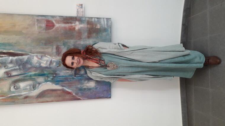 Inga Falkowska + werk